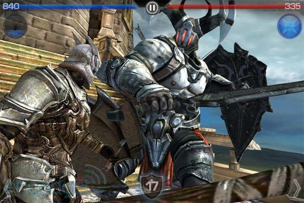 Epic Games: Infinity Blade on iOS more profitable by the pound than any other game we've made