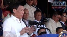Pres. Duterte urges state parties to quit ICC