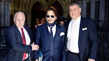 Coronavirus delays Johnny Depp's defamation trial as he's in isolation at French estate