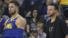 Steph Curry shed 'lot of tears' when told Klay Thompson tore Achilles