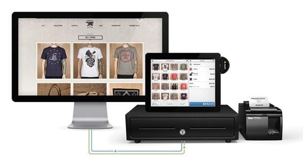 Shopify's integrated retail platform merges online and in-store sales (video)