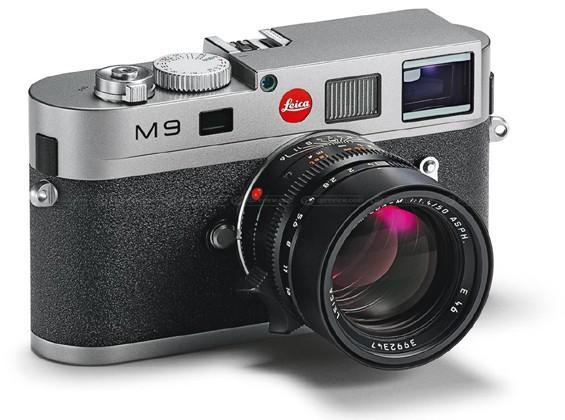 Leica gets official with M9 and X1 cameras, hands-on ensue