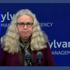 Pa. Secretary of Health provides COVID-19 update