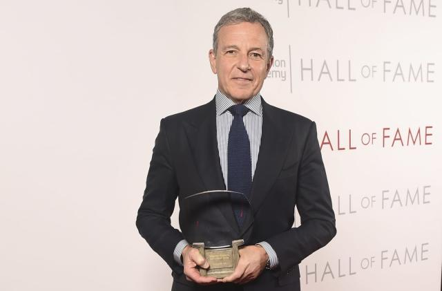 Disney CEO Bob Iger steps down after getting Disney+ off the ground