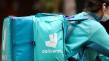 Deliveroo says orders more than doubled in Q1