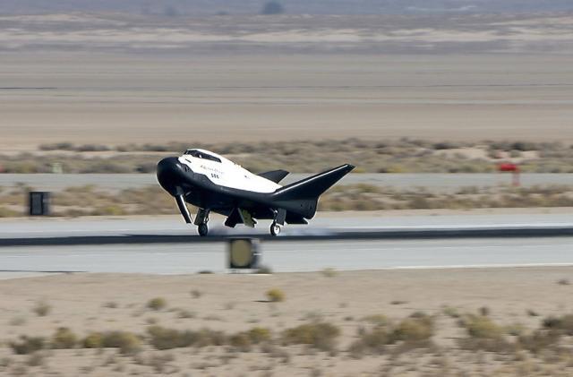 Sierra Nevada spacecraft completes first test flight in 4 years