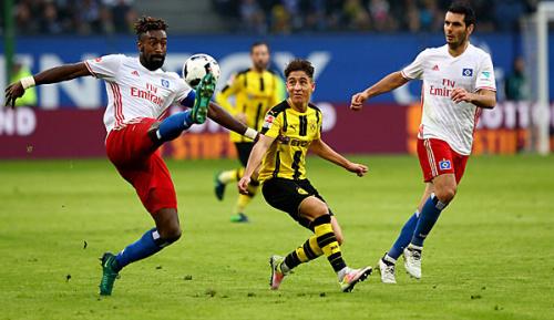 Bundesliga: Nach Seitenhieb: Djourou kommt gnädig davon