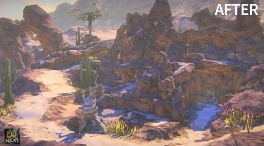 See EverQuest Next Landmark building in action