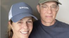 Rita Wilson shares 'Quarantunes' music playlist while battling COVID-19 with Tom Hanks