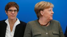 Merkel's crisis-hit CDU launches leadership race