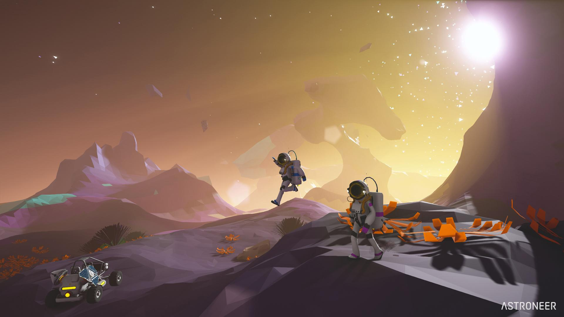 PC download charts: 'Astroneer,' 'Raft' maintain New Year