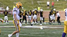 College football takeaways: Defending champ LSU in free fall