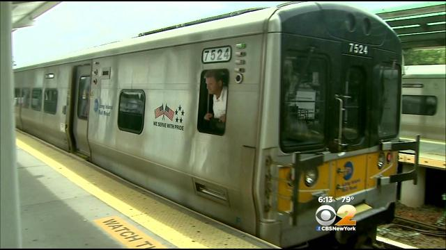 LIRR: Commuters Can't Live With It-- Or Without It