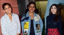 Shilpa Shetty, Genelia Deshmukh And Kubbra Sait Raise Temperature With Their Fashionable Outfits