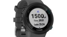 Swim anywhere, train everywhere with the Garmin Swim™ 2, a GPS smartwatch with underwater wrist-based heart rate