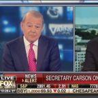 Ben Carson Blames Democrats' 'Alinsky' Tactics for His 'Oreo' Moment