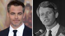 RFK Limited Series Starring Chris Pine In Works At Hulu