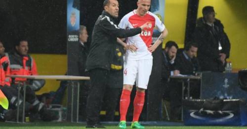 Foot - L1 - ASM - Leonard Jardim (Monaco) : «Tout le monde a eu une attitude formidable» à Dortmund