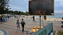 Coronavirus cases reach zero in some Australian regions