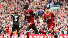 Mane on target as nervy Liverpool edge past Palace