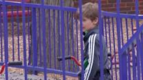 Playground helps autistic children socialize, research says