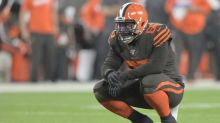 Browns DT Ogunjobi out Sunday against Colts with injury