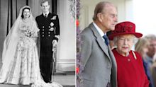 From a secret engagement to a seven decade union: The landmark moments in the Queen and Duke of Edinburgh's marriage