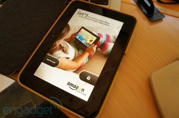 Amazon drops 7-inch Kindle Fire HD's price to $179 for Mother's Day