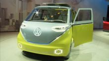 VW heats up electric cars race with $40 bln spend