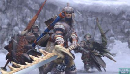 Monster Hunter continues to slay sales charts in Japan