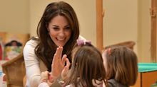 Kate launches Centre for Early Childhood to create 'more nurturing world'