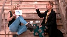 Nicole Richie Slapped During High Five Gone Wrong (Watch)
