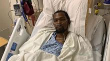 Warriors' Kevin Durant Confirms He Ruptured His Achilles During Finals