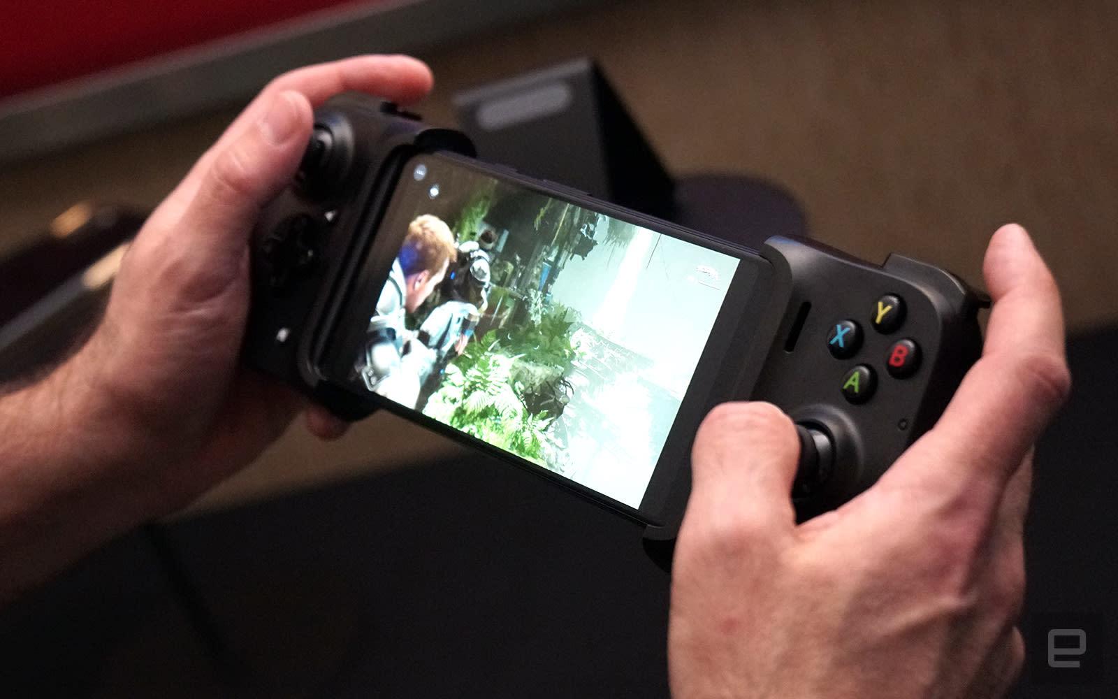 Razer Kishi smartphone gamepad