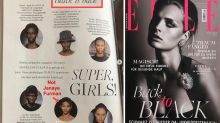 'It was a mistake': Magazine apologises for 'Back to Black' issue