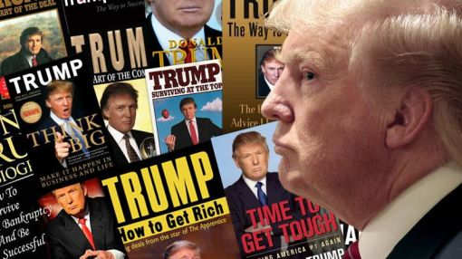Donald Trump, author: How he'd govern, in his own ghostwriters' words