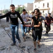 Syria, Russia cluster munition use 'relentless': HRW
