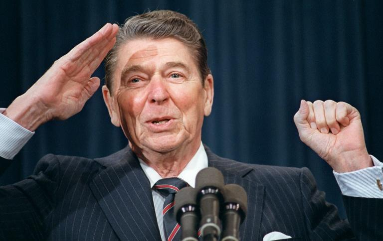 Reagan called Africans 'monkeys', unearthed recording reveals