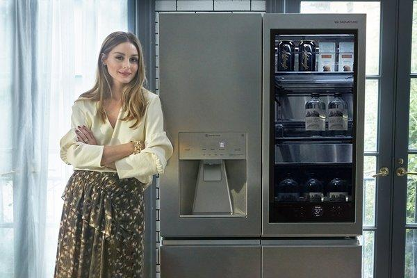 LG SIGNATURE Partners With Worldwide Model Icon and Style Entrepreneur Olivia Palermo