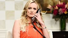 Stormy Daniels Made A Surprise SNL Appearance...Along With Everyone Else