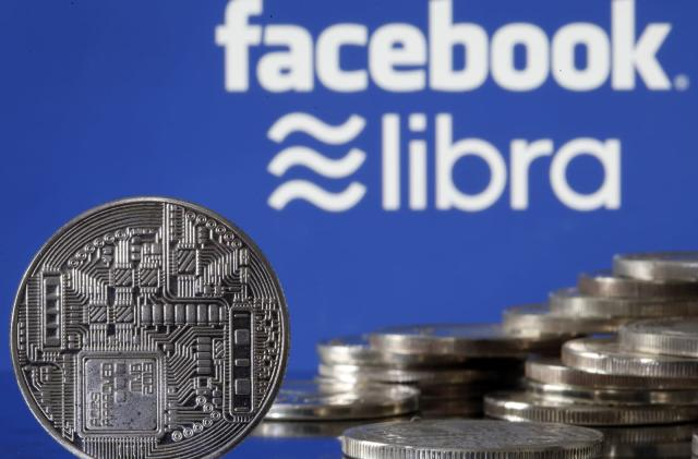US lawmakers tell Facebook to halt the launch of its Libra cryptocurrency