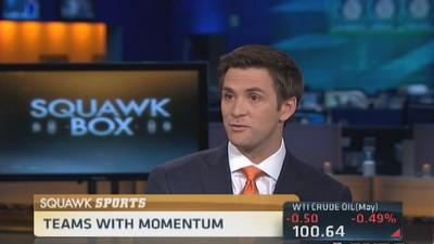 'Squawk Box' talks Masters & NCAA
