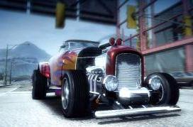 New name for Burnout 5 + new trailer and screenshots!