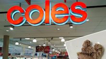 Coles shopper's 'disgusting' find while eating chicken dinner