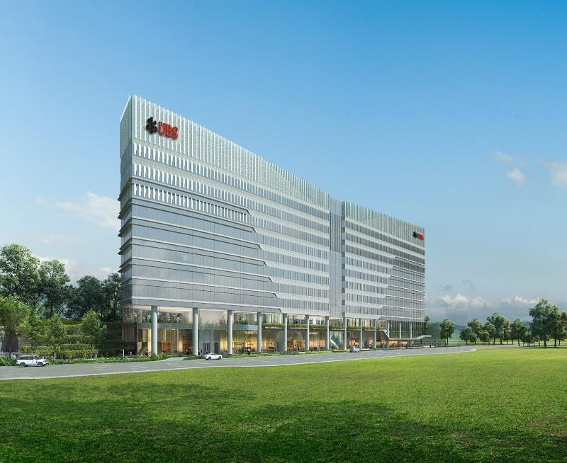 UBS Singapore to take entire office space at 9 Penang Road