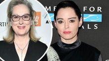 Rose McGowan slams Meryl Streep: 'I despise your hypocrisy'