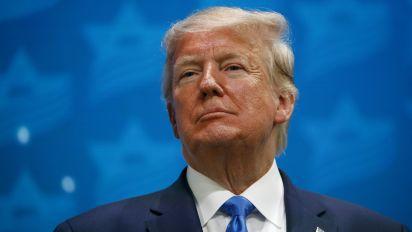 Trump downplays North Korea missile tests
