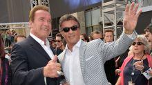 """Sylvester Stallone: Herzliche Glückwünsche an seinen """"Feind"""""""