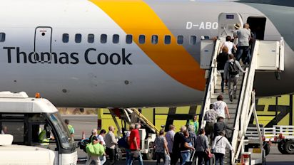 'Missed opportunity' to save part of Thomas Cook