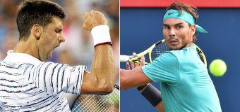 Djokovic edges closer to stunning Nadal record